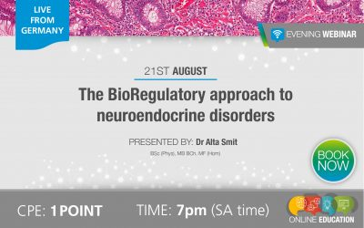 The BioRegulatory approach to neuroendocrine disorders