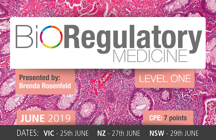 BioRegulatory Medicine – Level 1